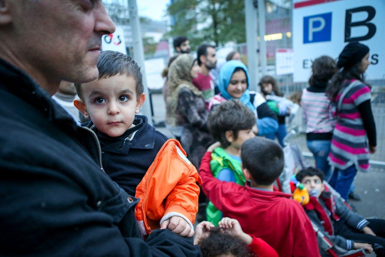 30 Flüchtlinge sind am Mittwoch, 4. November in Luxemburg angekommen.