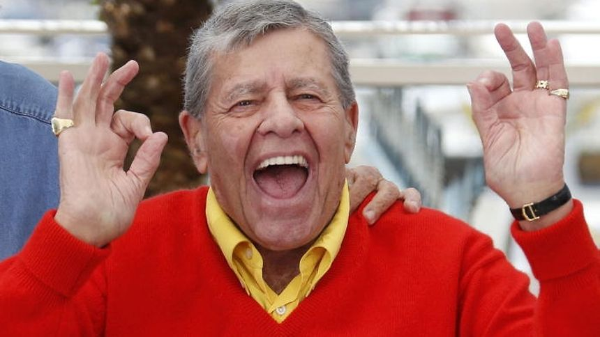 US-Comedy-Legende Jerry Lewis ist tot