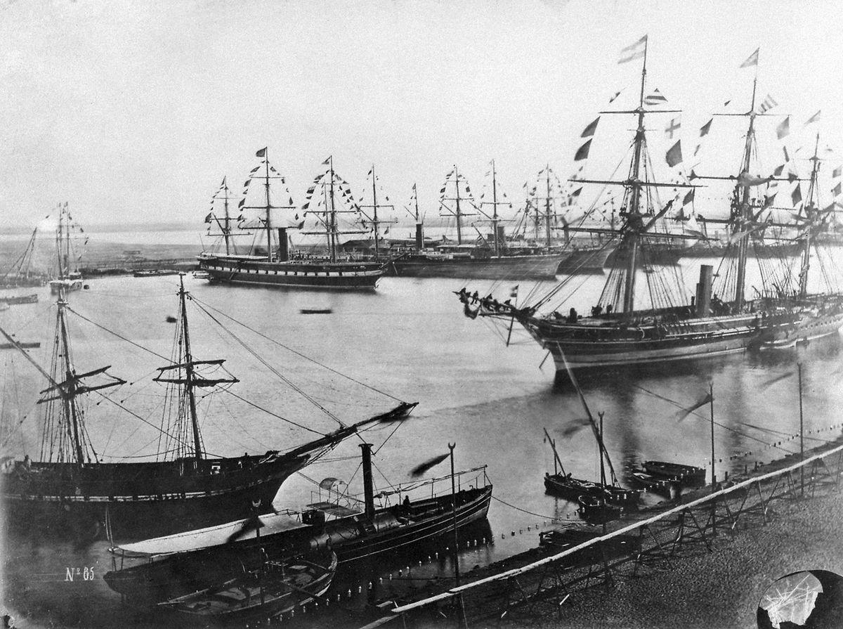 Konzipiert wurde der Kanal für schmalere Schiffe als die heutigen Containerriesen.