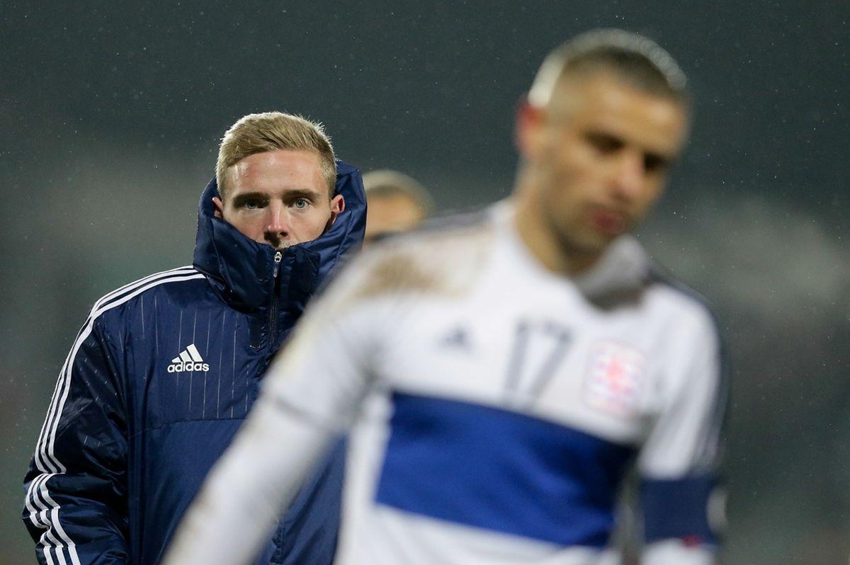 Nouveau coup dur pour la sélection nationale qui a été privée de Laurent Jans après 23 minutes de jeu.