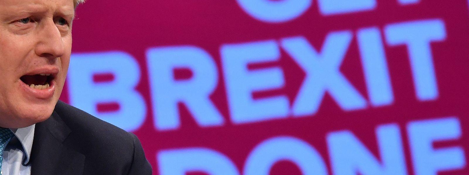 Der britische Premier Boris Johnson hat seinen Wählern ein goldenes Zeitalter versprochen.