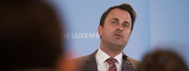 Xavier Bettel est au coeur de l'affaire en tant que ministre de la Culture et des Communications.