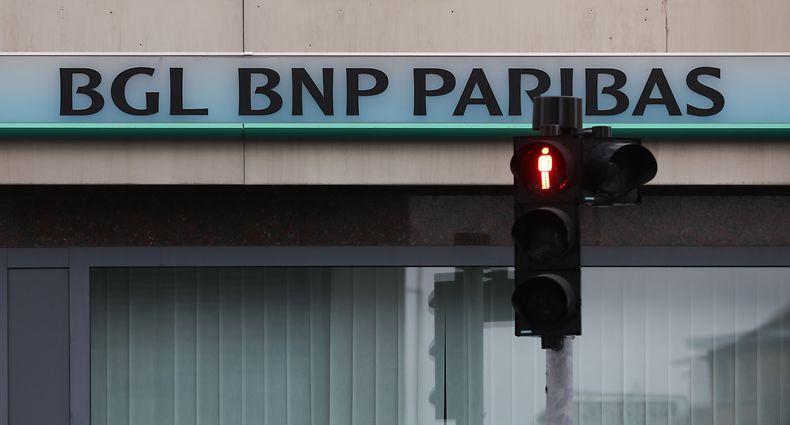 Wirtschaft, BGL, BNP Paribas, Schliessung der Bankfiliale Esch Alzette, Foto: Guy Wolff/Luxemburger Wort