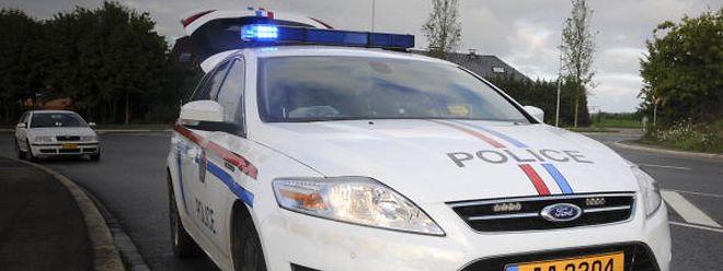Die Polizei konnte den eiligen Fahrer stoppen.