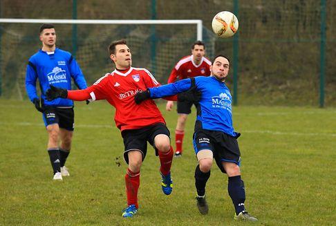 Football / Division 2: Troisvierges en embuscade, Sanem surprend Itzig