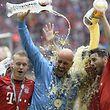 Der FC Bayern München feierte am Wochenende seine 25. Deutsche Meisterschaft.