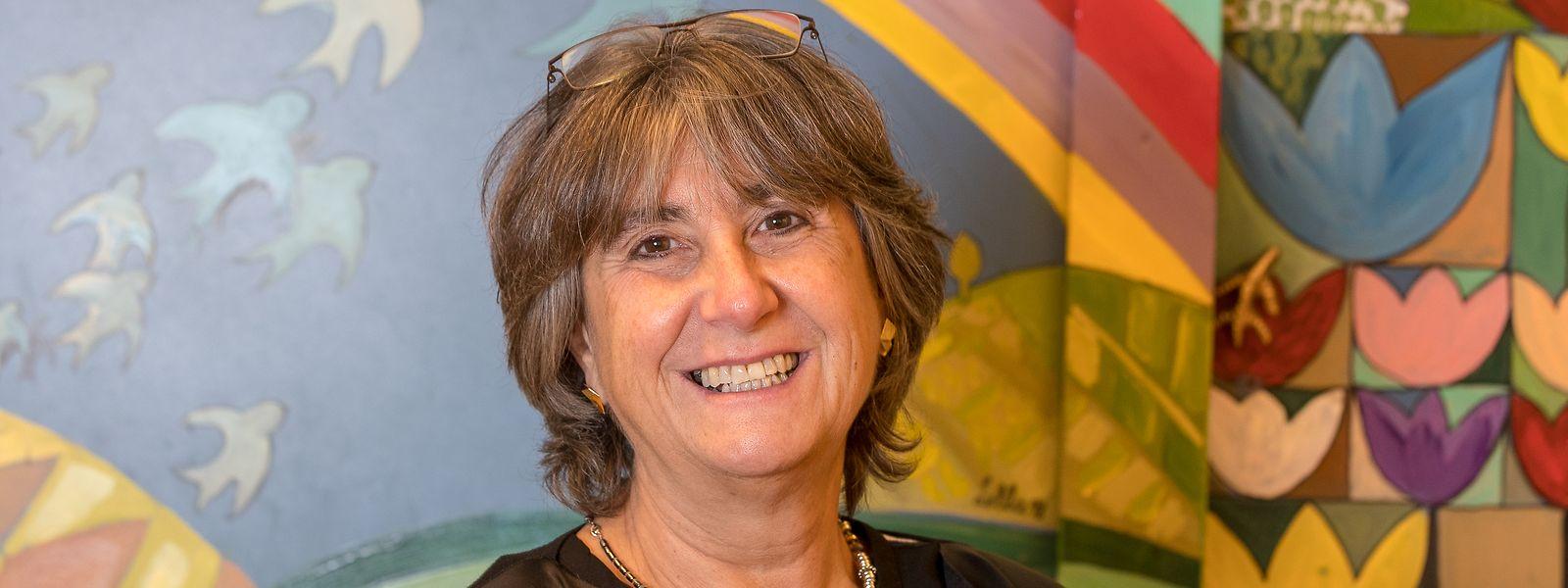 Laura Zuccoli arbeitet seit 1983 für die Ausländerorganisation Asti.