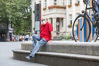 Lokales, Weiterverfolgung mit Ex-Covid19-Patient Jacques Woeffler - Das Leben nach der Reha, Foto: Lex Kleren/Luxemburger Wort
