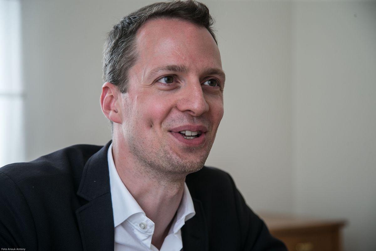 Serge Wilmes: «Je pense quand même qu'il faudra développer une pédagogie, un enseignement du français qui est spécifique au Luxembourg. Et qu'il faudra beaucoup plus mettre l'accent sur l'oral.»
