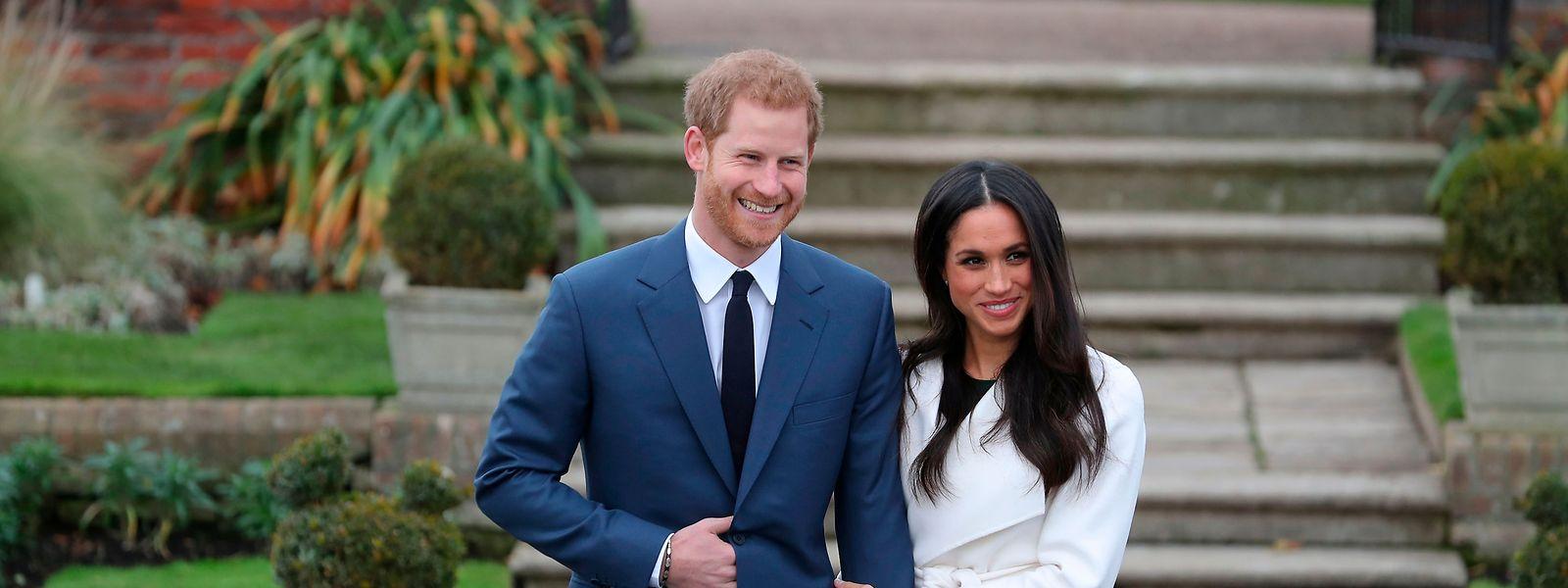 Le prince Harry et son épouse Meghan avaient évoqué ouvertement leur difficulté à vivre la pression médiatique.