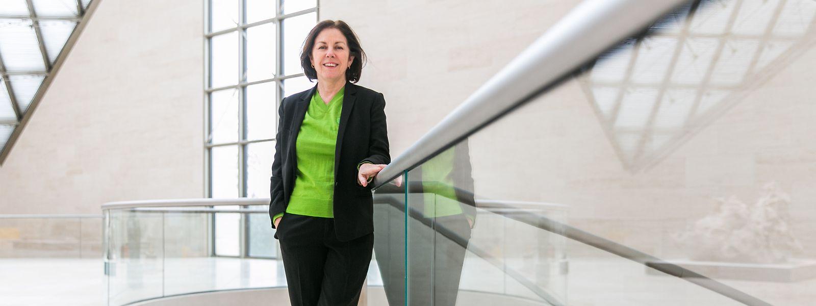 Suzanne Cotter übernahm die Nachfolge von Enrico Lunghi.