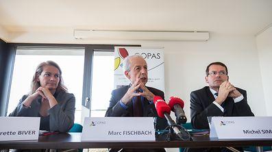 """Copas-Präsident Marc Fischbach fasst die Sorgen der Pflegedienstleister zusammen: """"Wir können im Reformtext keinen Mehrwert erkennen""""."""