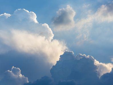 Des orages vont éclater ce weekend.