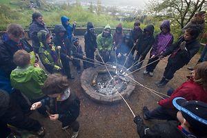 Ce que font les scouts et bénévolats
