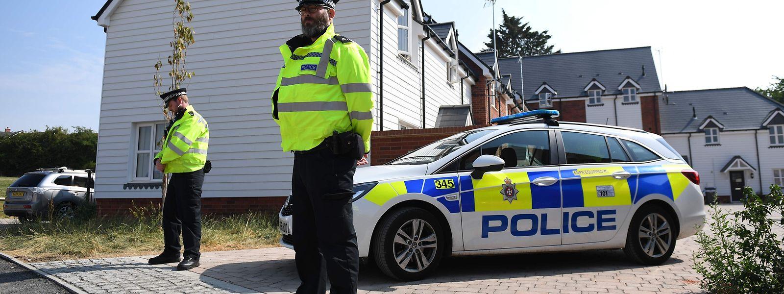 Die Sicherheitskräfte in Salisbury sind in höchster Alarmbereitschaft.