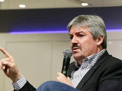 """Paul Philipp: """"Die Zuschauerzahlen geben Anlass zur Sorge."""""""