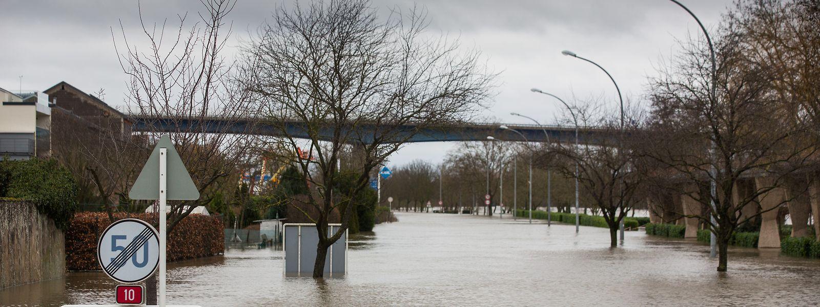 Sur le plan des catastrophes naturelles, l'année 2018 est la quatrième année la plus dévastatrice de tous les temps.