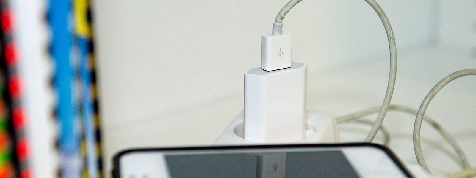 Einen Lithium-Ionen-Akku sollte nicht immer randvoll geladen werden.