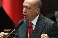Der türkische Präsident lässt Kritik aus dem Ausland nicht gelten.