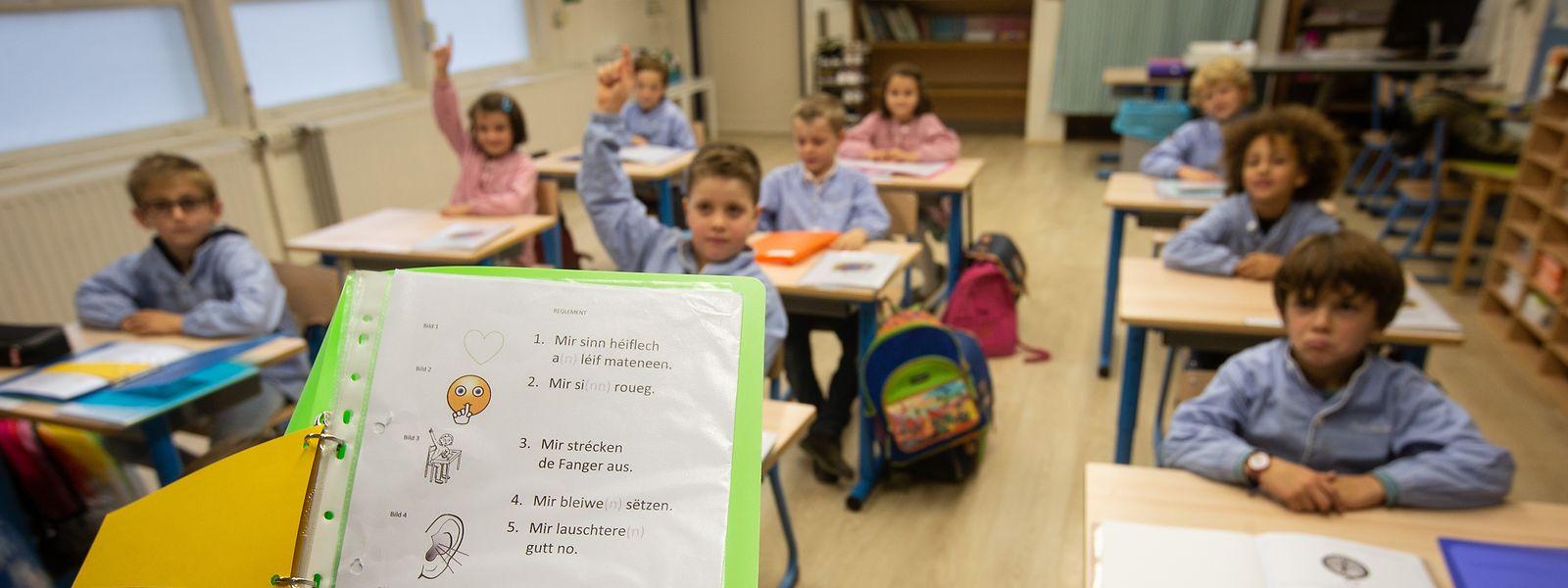 Le Luxembourg a fait le choix d'élargir les modalités de recrutement pour étoffer ses effectifs d'enseignants.