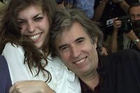 Jacques Doillon, ici en compagnie de sa fille, Lou, sera le président du jury au festival CinÉast ce mois d'octobre à Luxembourg