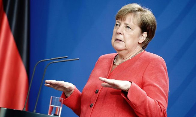 German Chancellor Angela Merkel is due to discuss the plans with state leaders next week