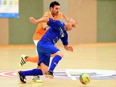 Ruben Samorinha et l'US Esch ont pris le meilleur sur Rafael Pinto et l'Amicale Clervaux.