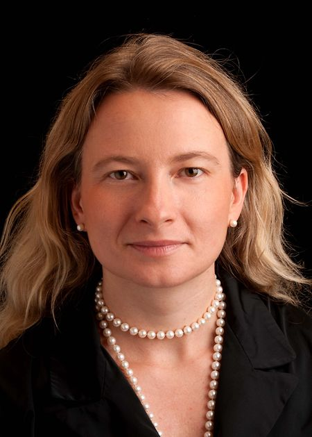 Michaela Seimen Howat, Sustainable Investing Strategist in the Chief Investment Office of UBS Global Wealth Management