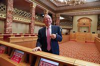 Politik, Fernand Etgen, chambre des députés, Foto: Luxemburger Wort/Anouk Antony