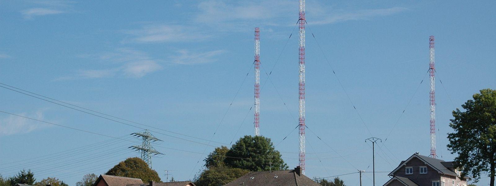 Der RTL-Sender in Marnach ist seit Jahren ein Zankapfel.