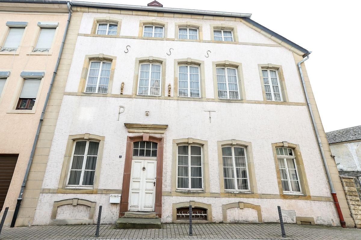 Dieses Gebäude auf Nummer 7 in der Rue de Luxembourg ist schon seit 2007 auf der Liste der denkmalgeschützten Gebäude vermerkt.