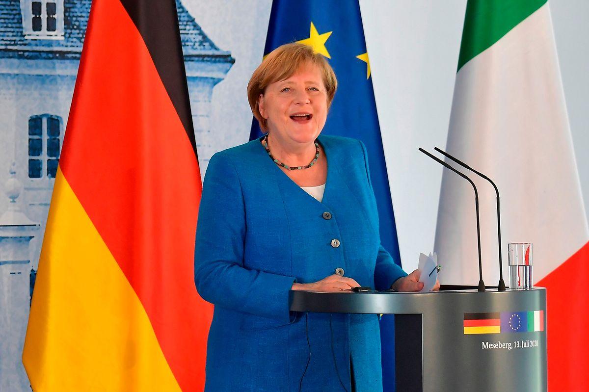 Afrika, Frauen, Gesundheit und der Kampf gegen Nationalismus sind Angela Merkels Herzensthemen.