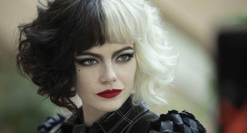 "Emma Stone spielt ""Cruella""."