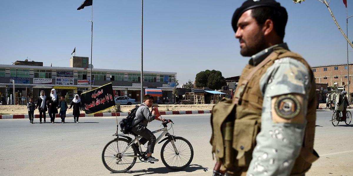 Die Sicherheitslage in Afghanistan hat sich seit 2014 deutlich verschlechtert.