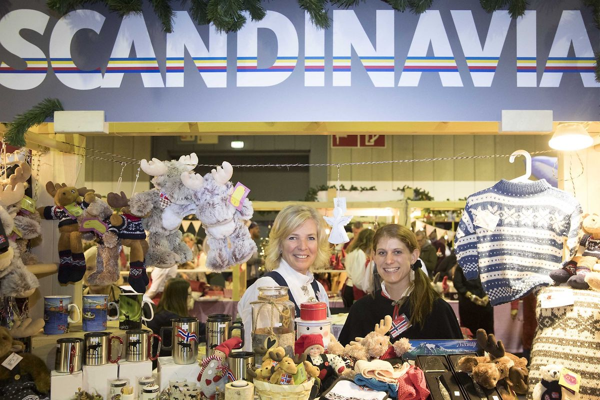 The Scandinavian community in the Grand Duchy have several clubs and associations Photo: Steve Eastwood