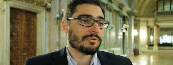 João Oliveira é líder parlamentar da bancada comunista