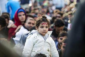 fl�chtlinge, Menschenrechte, Foto: AFP