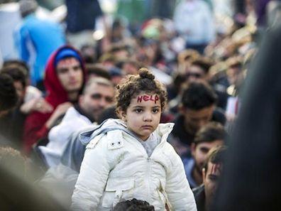 Auch in Luxemburg werden jedes Jahr unbegleitete minderjährige Flüchtlinge gezählt.