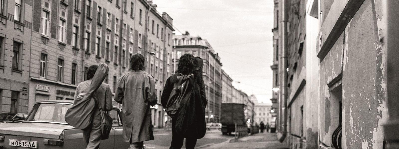 """In """"Leto"""" mischen Musiker das Leningrad der 80er auf."""
