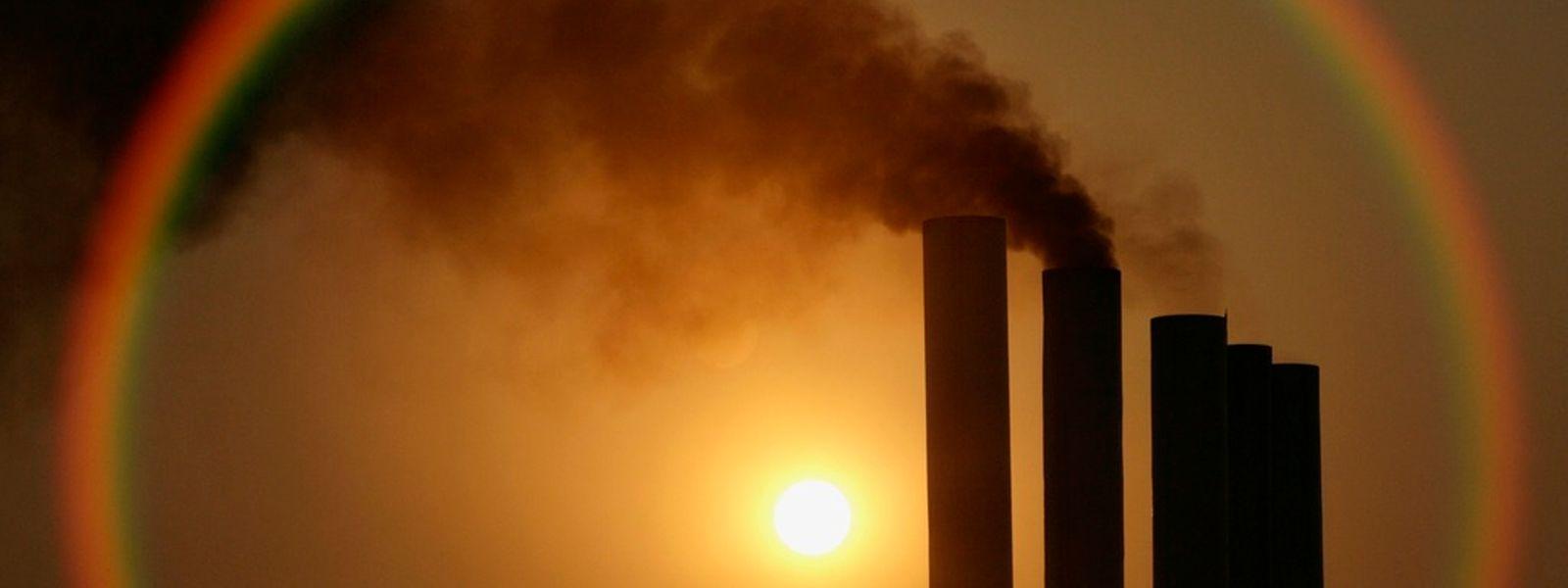 China setzt weiter auf Kohlekraft.