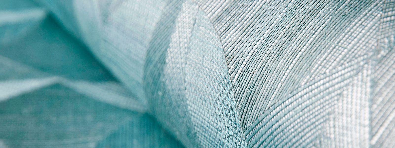 """Mehr als nur eine Tapete: Die Wandbekleidung """"Unite"""" aus der """"Oculaire""""-Kollektion von Arte wird aus handgewebten Sisalfasern hergestellt, um 159 Euro pro Meter."""