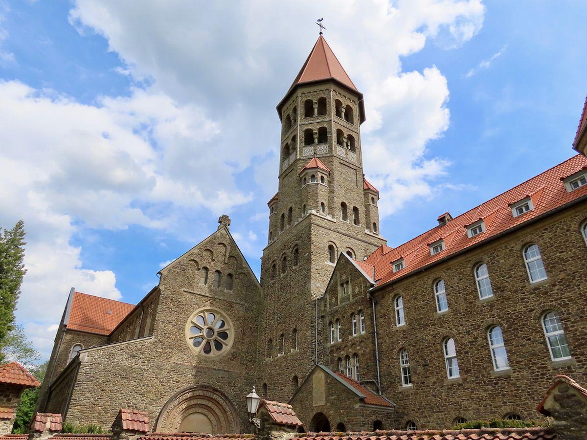 The Abbey of St Maurice, designed by Dutch/German architect Johann Franz Klomp Photo: Shutterstock