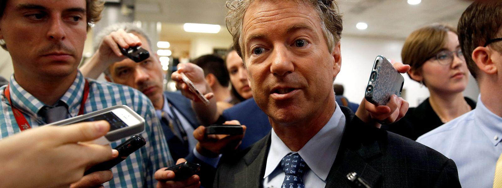 Dem Senator Rand Paul aus Kentucky ist der neue Entwurf zu wenig.