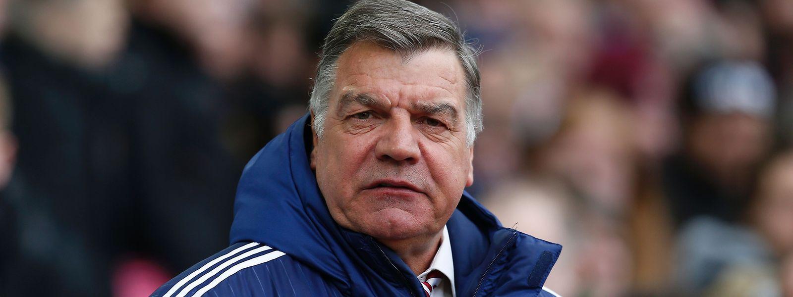 Sam Allardyce beerbt Roy Hodgson bei der Nationalmannschaft Englands.