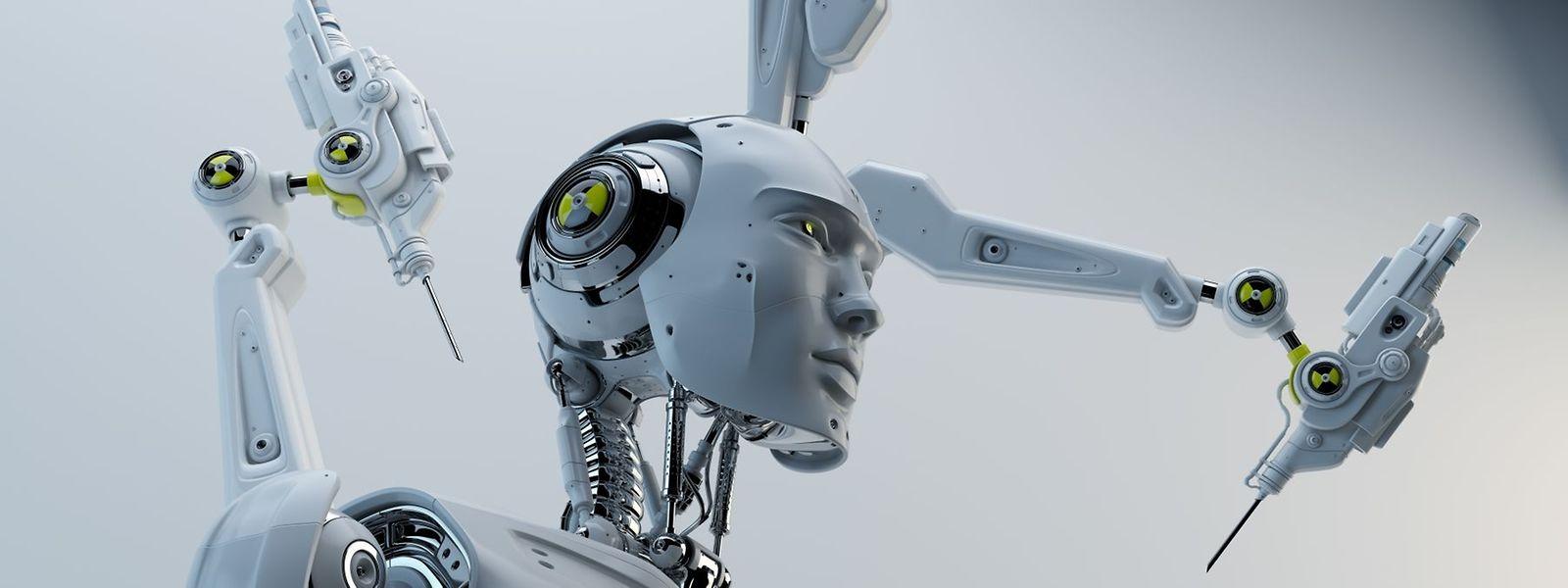 Digitalisierung und Robotisierung setzt vor allem ältere Arbeitnehmer unter Druck.