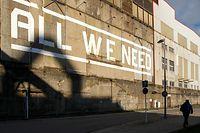 23.11. Kultur / Esch/ Kulturhaupstadt / Belval / Hochofen / Esch-Belval Foto:Guy Jallay