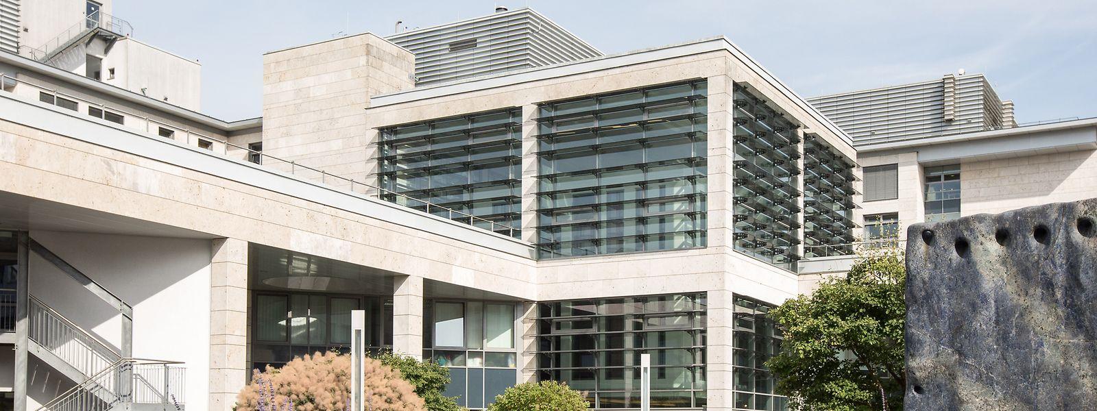 Das neue IRM-Gerät Hôpital Kirchberg soll am 22. Juli in Betrieb gehen.
