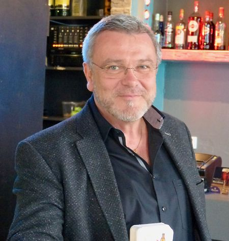 Le président Marc Schmetz est heureux d'avoir trouvé refuge à Sandweiler.