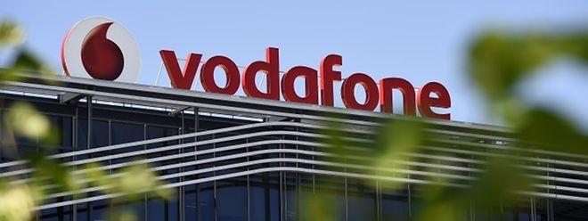Vodafone hat 315 Mitarbeiter in Luxemburg.