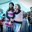 Die geplante Unterbringung von Flüchtlingen in Containerdörfern ist umstritten.